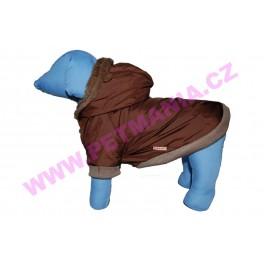 Lehká bunda s kapucí
